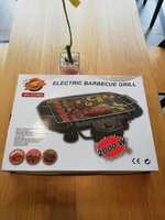 Used New Electric BBQ grill easy to use in Dubai, UAE
