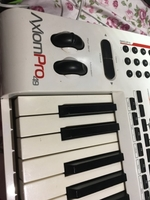 Used M Audio Axiom Pro 49 keys midi keyboard in Dubai, UAE