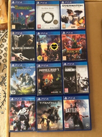 Used Ps4 Games, Read Description ! in Dubai, UAE