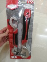 Used UNIVERSAL WRENCH 2PCS NEW in Dubai, UAE