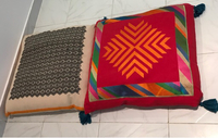 Used Floor cushion covers with filling in Dubai, UAE