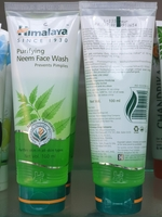 Himalya purifying neem face wash