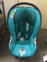 Used CYBEX ATON BABY CAR SEAT Full Set in Dubai, UAE