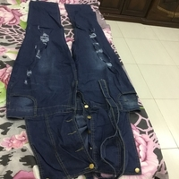 Used Brand New jumpsuit size 5XL in Dubai, UAE