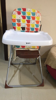 Used Used junior high chair for baby in Dubai, UAE