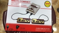 Used Retro classic console built in 600 games in Dubai, UAE