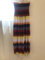Used Ladies' Tube Maxi Dress SMALL in Dubai, UAE