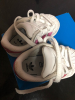 Used Adidas superstar toddler in Dubai, UAE