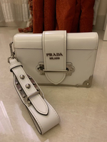 Used Prada cahier  in Dubai, UAE