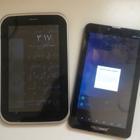 Used 2 x Android tablets *screen damaged in Dubai, UAE