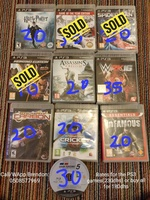 Used PS3 Games for FLASH Sale - 7 games in Dubai, UAE