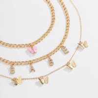 Used Wear multiple layers of necklaces in Dubai, UAE