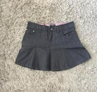 Skirt Never Worn Size 28 Grey Small Size