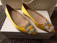 Used Manolo Blahnik AUTHENTIC in Dubai, UAE