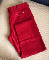 Used Lacoste Slim Fit Red/ US 33 in Dubai, UAE