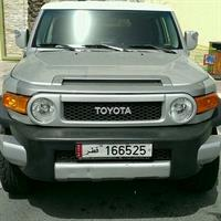 Used FG Croser 2008 145000km in Dubai, UAE