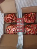 4 Boxes of Floral Bloom Tea