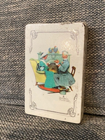 Used Norman Rockwell playing cards deck ♣️ in Dubai, UAE