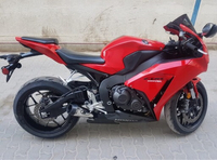 Used 2015 honda cbr1000rr neat nd clean bike  in Dubai, UAE