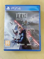 Used Star Wars Jedi Fallen Order for PS4 in Dubai, UAE