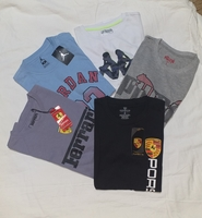 Used Mix Branded Tshirt 5 pcs in Dubai, UAE