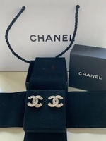 Used Authentic Chanel Earrings  in Dubai, UAE