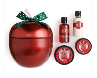 Body shop strawberry gift set