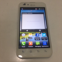 Used Lg optimus white p970 in Dubai, UAE