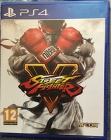 Used Street Fighter 5 ps4 in Dubai, UAE
