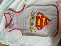 Used Shirt for a big dog SUPERMAN in Dubai, UAE