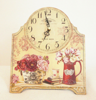 Used Wall Clock (Sililian Olives) in Dubai, UAE