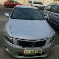 Used Honda Accord 2008 Model...good Condition in Dubai, UAE