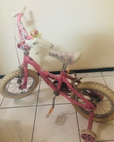 Used Girl's bicycle in Dubai, UAE