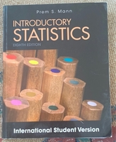 Used Introductory Statistics (Intl Students) in Dubai, UAE