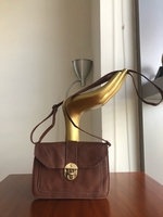 Used Fashion Brown Small Crossbody Bag in Dubai, UAE