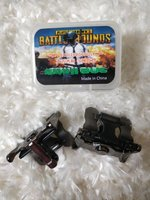 Used Black Gaming Buttons in Dubai, UAE
