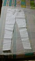 Used Pants & Capris XXL (White) in Dubai, UAE