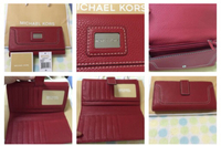 Used authentic MK wallet in Dubai, UAE