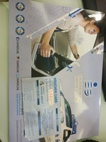 Used A Voncher of driving school,  free lesso in Dubai, UAE