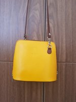 Used Florence Leather Bag NEW in Dubai, UAE