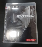 Used METAL GEAR SOLID 4 GUNS OF THE PATRIOTS in Dubai, UAE