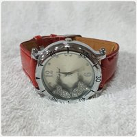 Red CHOPARD Watch for lady