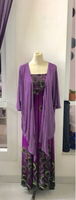 Used Tube Maxi with Cardigan in Dubai, UAE
