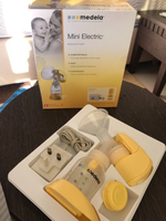 Used Medela mini electric breastpump  in Dubai, UAE