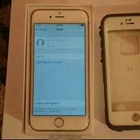 Used Iphone 6s (white And Gold) Like New in Dubai, UAE
