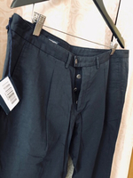Used Men's trousers-Navy SUITSUPPLY 56/40 in Dubai, UAE