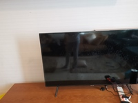 TV Samsung does not work