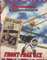 Used Commando action comic book in Dubai, UAE