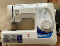 Used BROTHER GS2700 sewing machine-Almost new in Dubai, UAE