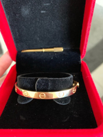 Used Cartier 18k 13gm Real Gold in Dubai, UAE